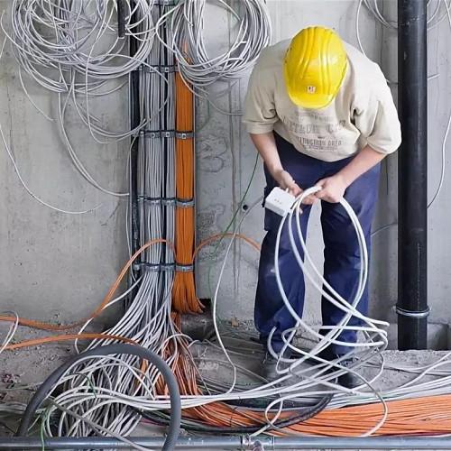 Электрик Электромонтажник ищу объем работу электрика Нур-Султан
