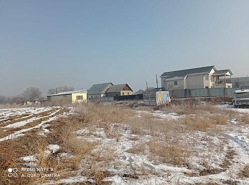 Участки по Кульджинской трассе поселок Байтерек Алматы