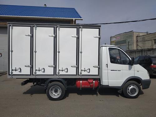 Автофургон хлебный ГАЗ Павлодар