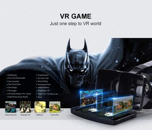Очки виртуальной реальности RITECH II на смартфон Алматы