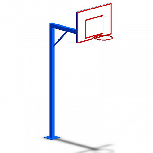 Баскетбольные стойки Алматы