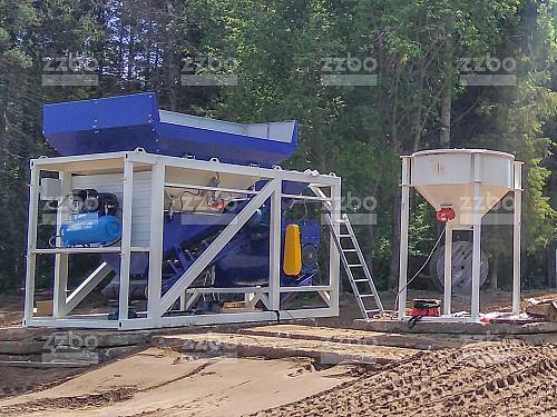 Мобильный бетонный завод Мобил-20 Нур-Султан