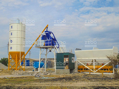 Бетонный завод СКИП-45 Нур-Султан