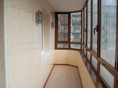 Отделка балконов и лоджий. Низкие цены Караганда
