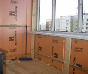 Утепление балконов и лоджий. Низкие цены Караганда