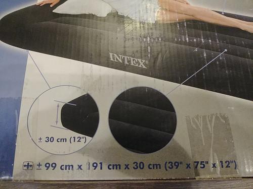 Надувной матрас-кровать INTEX Алматы