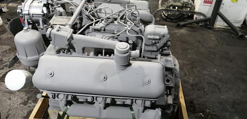 Двигатель ЯМЗ236 Нур-Султан