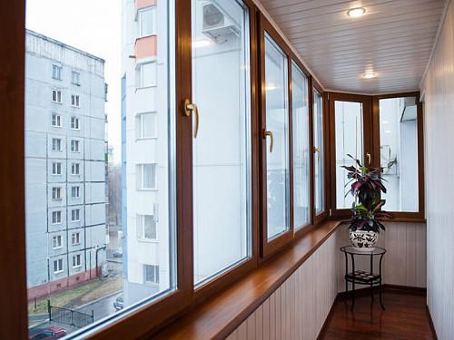 Балкон под ключ Караганда