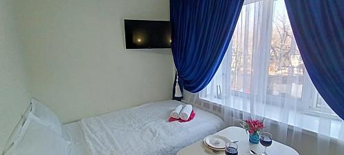 Сдам 1к квартиру-студию в Алматы посуточно Алматы