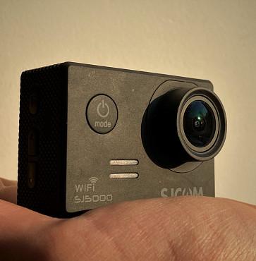Экшн камера Sjcam 5000 wifi Алматы