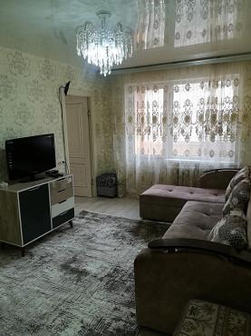 2-комнатная квартира на Исаева - Джамбула. Евроремонт Алматы