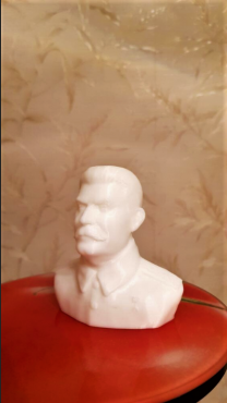 Бюст Сталина/Мини бюст/3d печать Костанай