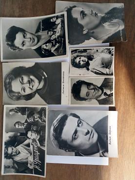 Продам открытки советских времен Алматы