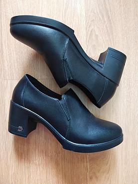 Продам новые кожаные туфли Нур-Султан
