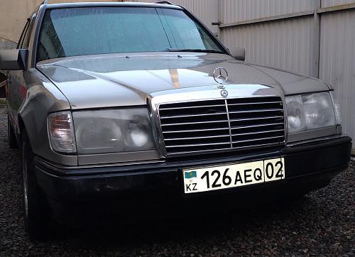 MERSRDES W124. Алматы