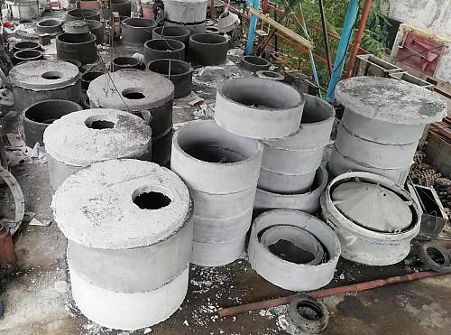 Продам жби кольца для септика Павлодар