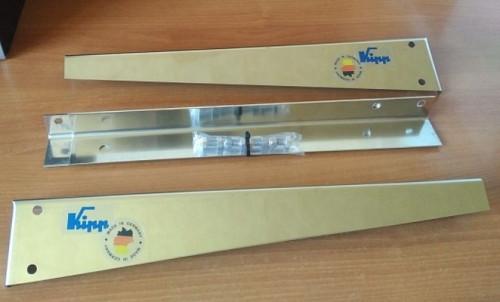 Комплект кронштейнов с виброопорами Атырау