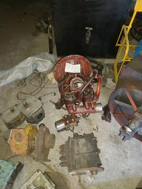 Гидронасос 333.22 на экскаватор(топливная.турбина.на Т 130- 170) Караганда