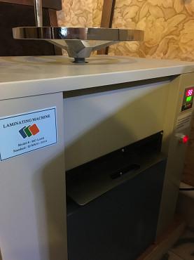Оборудование для производства пластиковых карт, визиток, дисконтных карт. Тигельный вырубщик. Павлодар