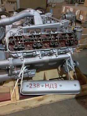 Двигатель ЯМЗ двигатель КАМАЗ Нур-Султан