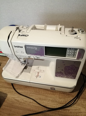 швейная машинка с функцией вышивания innovis-950 Алматы