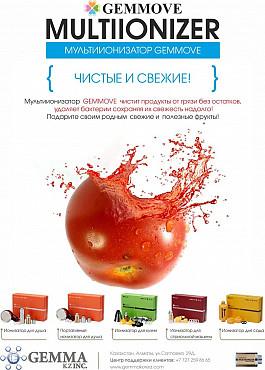 Кухонный ионизатор Gemmove Алматы