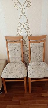 Срочно продаи стулья в хорошем состоянии Костанай