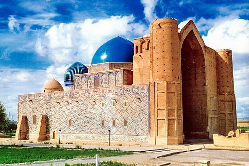 Туры по Туркестанской области и Шымкенту Туркестан