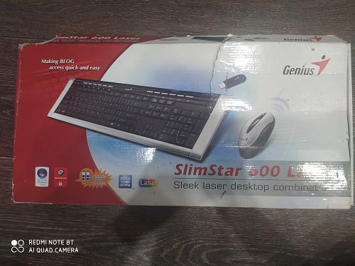 Genius Slim Star 600 Laser бесправодная срочно продам нужны деньги Караганда