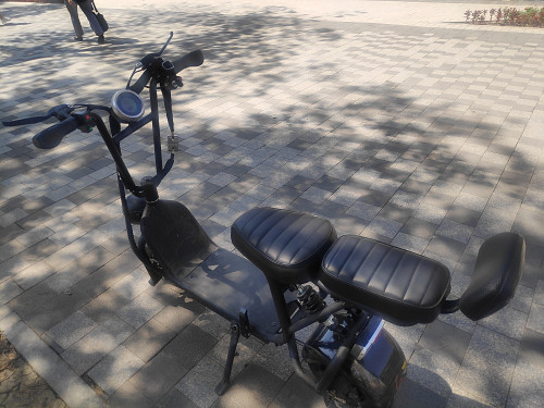 Эллектроскутер Kugoo c1 pro эллектросамокат для работы Курьера, отдыха Алматы