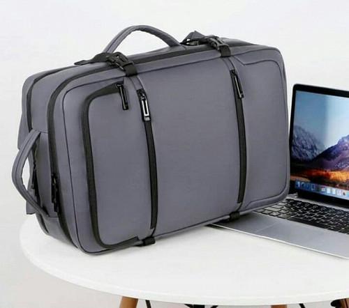Стильная сумка-рюкзак для деловых людей Алматы