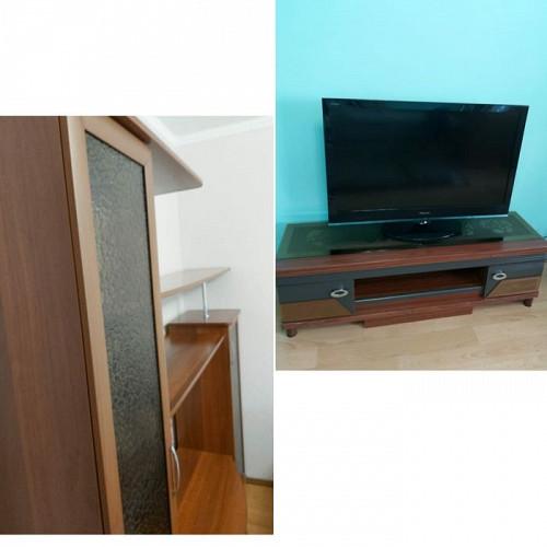 Продам горку и тумбу под телевизор  мебель в отл. сост комод в подарок Экибастуз
