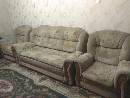 Диван и два кресла Алматы
