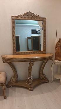 Продам зеркало с подставкой Алматы