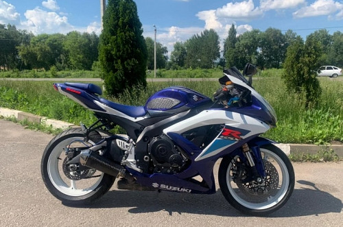 Мотоцикл Suzuki gsx-r 600 Алматы