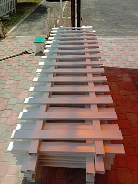 изготавливаем пластиковые заборы Нур-Султан