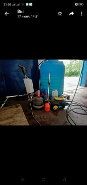 Аппараты для химчистки для автомойкий Нур-Султан