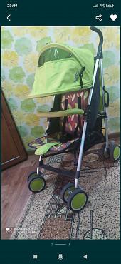 Продам детскую прогулочную коляску Алматы