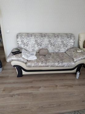 продаём диван и кресло Алматы