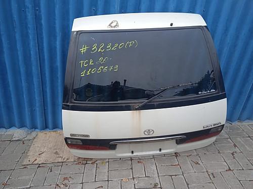 Задняя часть багажника Toyota Estima Алматы