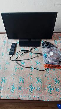продам телевизор в хорошем состоянии Нур-Султан