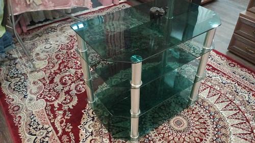стол стекляный Петропавловск