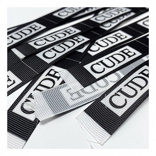 Бирки для одежды с Логотипом Вашего бренда Алматы