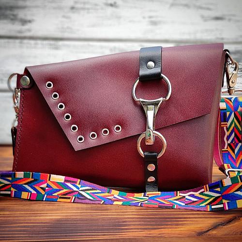 Женская сумочка из натуральной кожи. Алматы