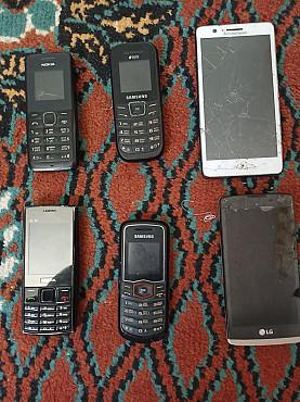 Велисопед и Телефоны Енбекши