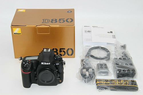Nikon D850 Digital SLR Camera Body 45.7MP 4K FX-format Алматы