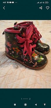 продам детские ботиночки Шымкент