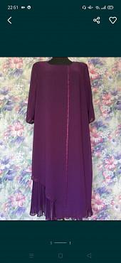 Шифоновое платье на женщину Нур-Султан