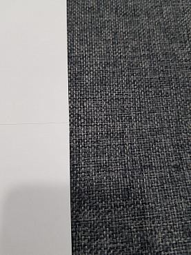 Ткань мебельная, цвет темно серый меланж (рулон 44 метра) Алматы