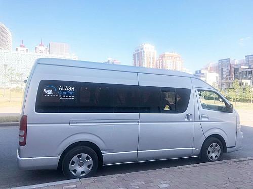 Аренда автомобилей всех видов Астана Нур-Султан